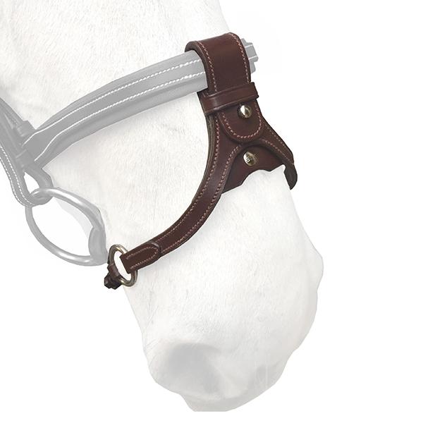 SC_0017_N04L-X-Nose-Light-X-nose-noseband-amovible-sadapte-sur-toute-muserolle-française-combinée-tout-cuir-Silver-crown
