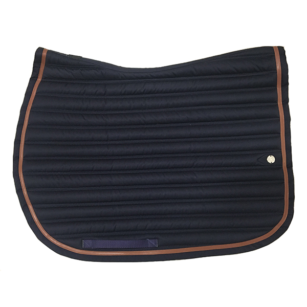 SC_0037_silver-crown_equestrian_saddle-pad_slim_bridle_tapis-de-selle_bridle_marine_navy_conker