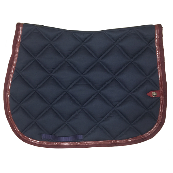 SC_0043_silver-crown_equestrian_saddle-pad_double-carre_double-square_bridle_tapis-de-selle_bridle_marine_navy_garnet_bo