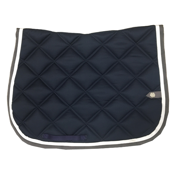 SC_0044_silver-crown_equestrian_saddle-pad_double-carre_double-square_bridle_tapis-de-selle_bridle_marine_navy_blanc_whi