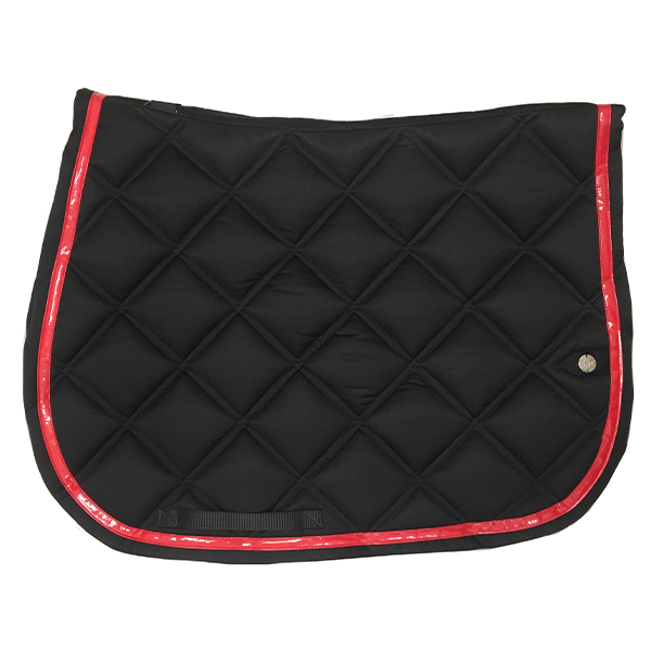 SC_0054_silver-crown_equestrian_saddle-pad_double-carre_double-square_bridle_tapis-de-selle_bridle_black_noir_rouge_red-