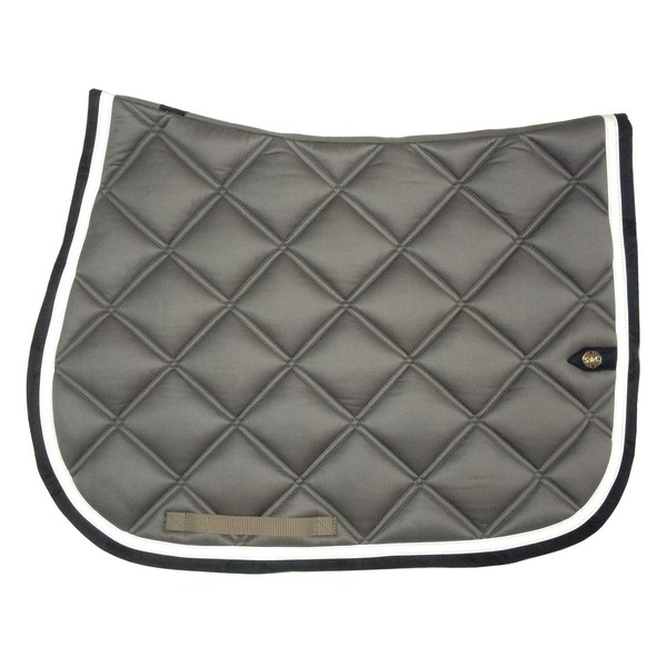 silver-crown_equestrian_saddle-pad_double-carre_double-square_bridle_tapis-de-selle_bridle_gris_grey_blanc_white_navy_marine
