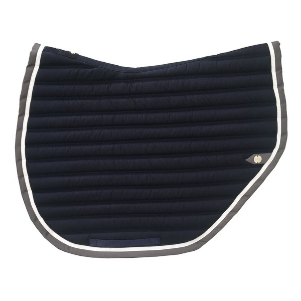 silver-crown_equestrian_saddle-pad_tapis-de-selle_slim-cut_jumping_marine_navy_white_blanc_gris_grey