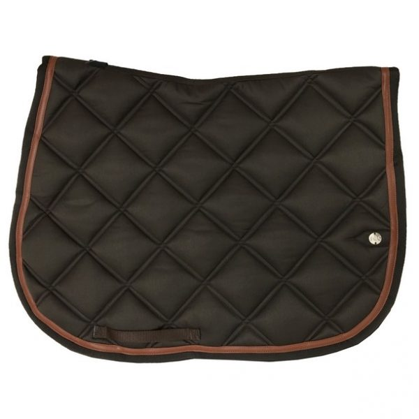 silver-crown_equestrian_jumping_saddle-pad_double-carre_double-square_bridle_tapis-de-selle_bridle_choco_chocolat_marron_brown_dark-brown_conker_camel_light-brown