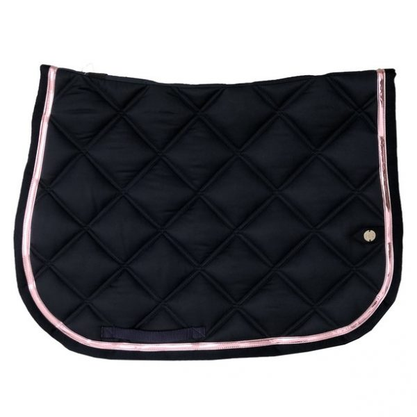 silver-crown_equestrian_saddle-pad_double-carre_double-square_bridle_tapis-de-selle_bridle_marine_dark-blue_or-rose_gold-pink_rose-gold_navy