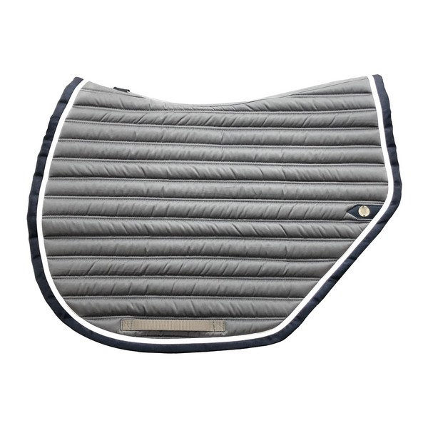 silver-crown_equestrian_saddle-pad_slim-cut_bridle_tapis-de-selle_jumping_bridle_gris_grey_blanc_white_navy_marine