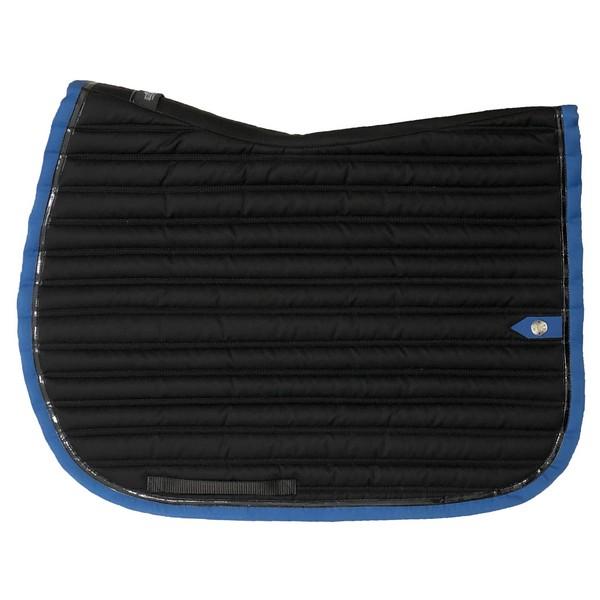 silver-crown_equestrian_saddle-pad_slim_bridle_tapis-de-selle_bridle_noir_black_bleu-roi_royal-blue